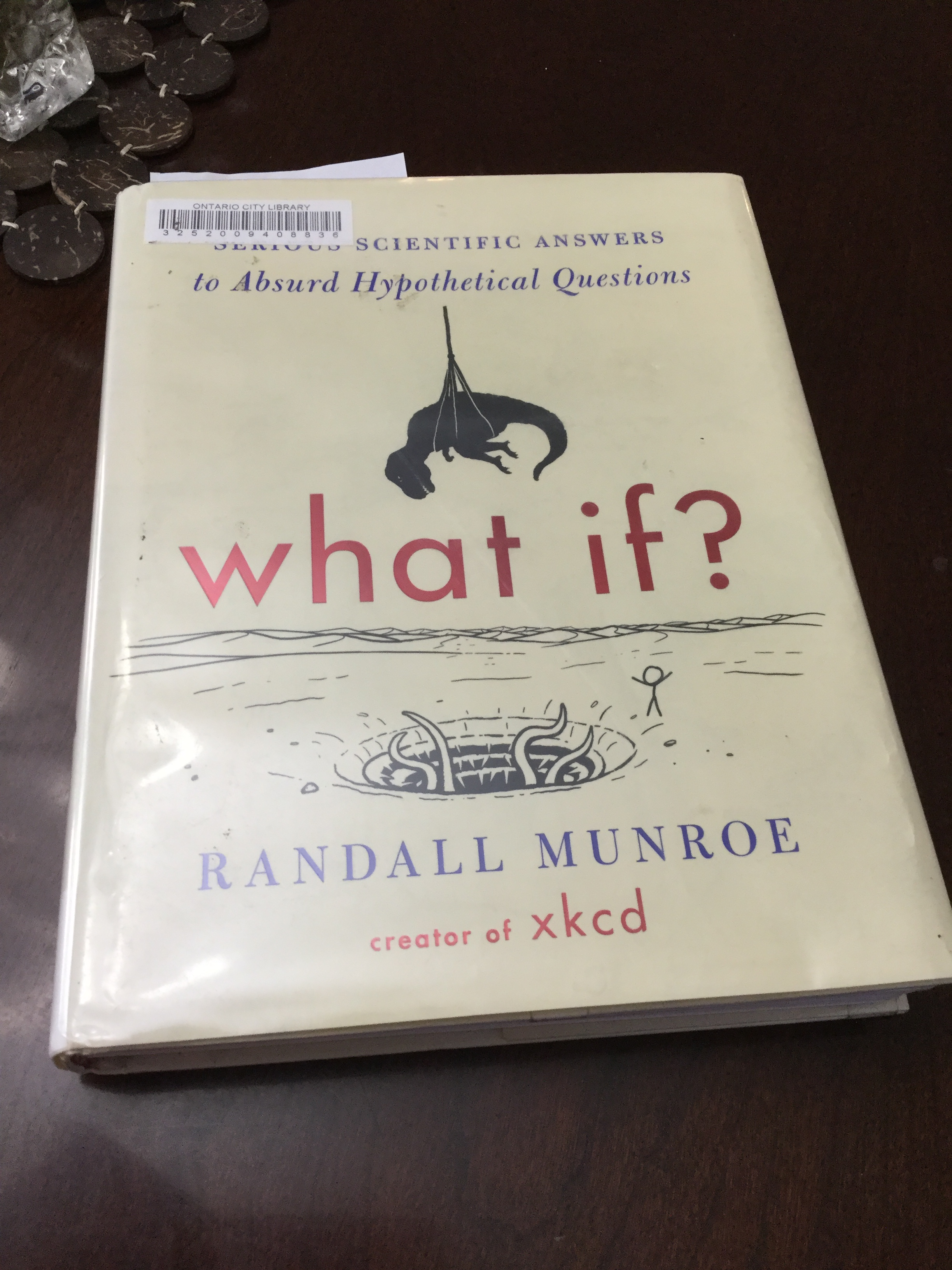 Absurd Science Questions and Answers: What If? | School