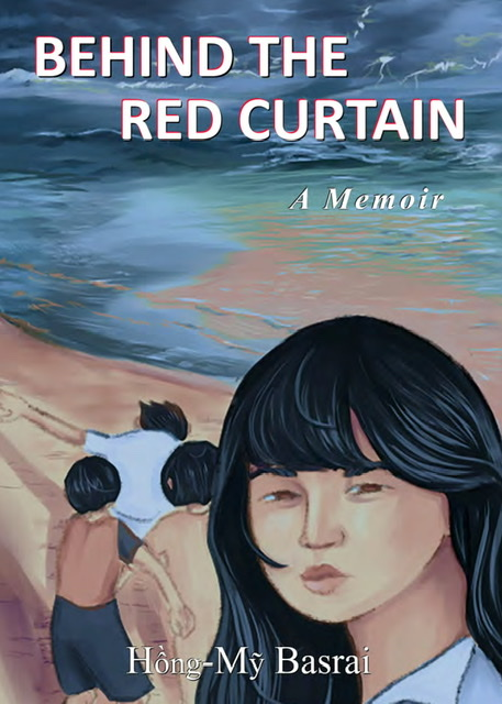 "Cover image of ""Behind the Red Curtain."""