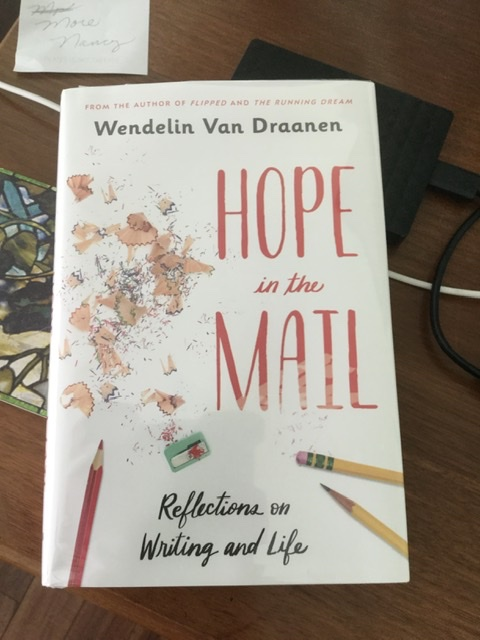 "Image of ""Hope in the Mail"""