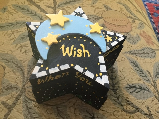 Image of wishing box.