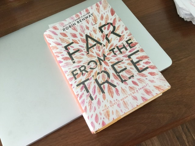Image of book cover for Far from the Tree.