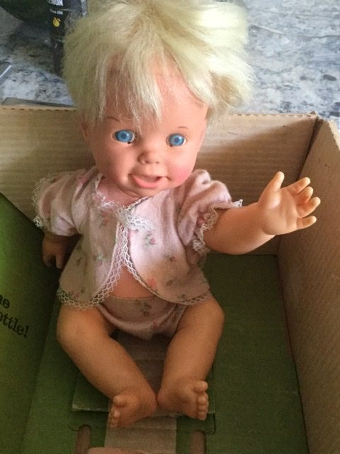 Image of baby doll.