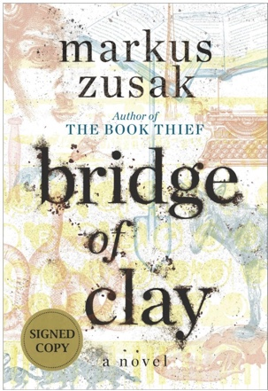 Image of book cover for Bridge of Clay