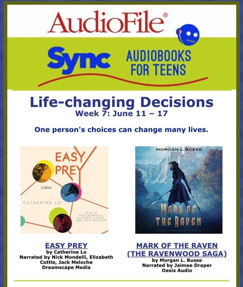 AudioFile Sync Audiobooks now available