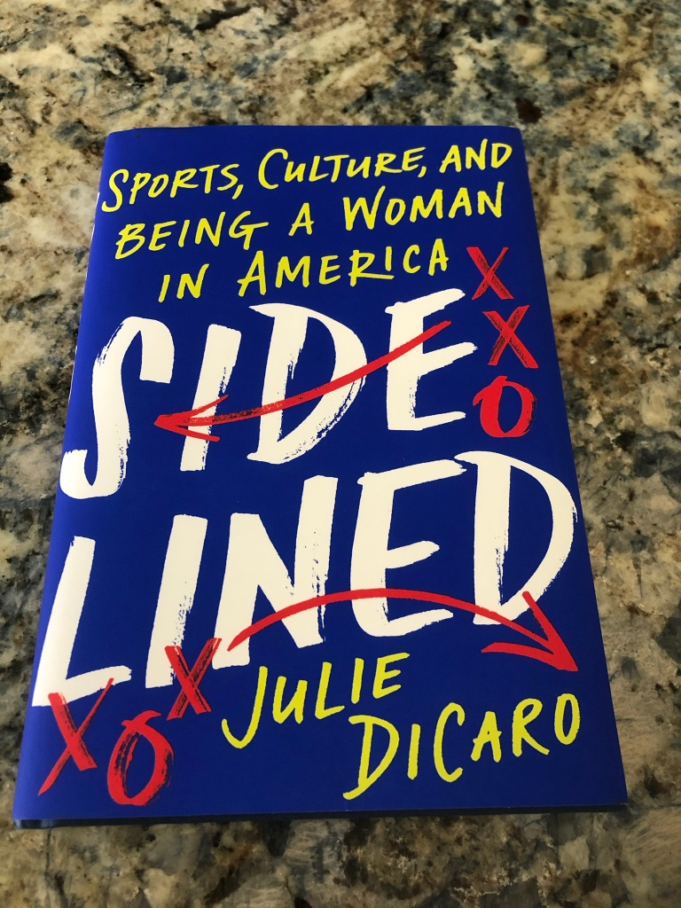 "Image of the book cover for ""Sidelined"" by Julie DiCaro"